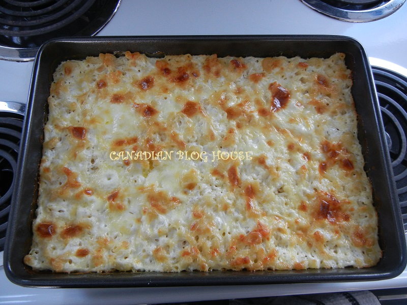 Easy And Delicious Macaroni And Cheese