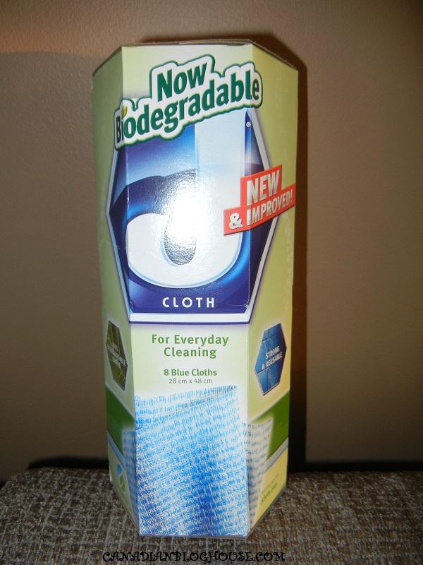 Associated Brands Biodegradable J Cloths