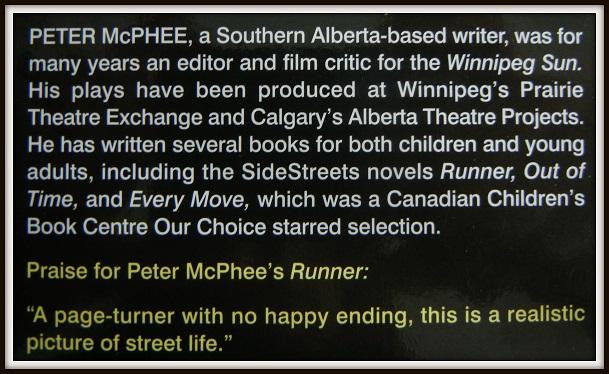 Peter McPhee bio