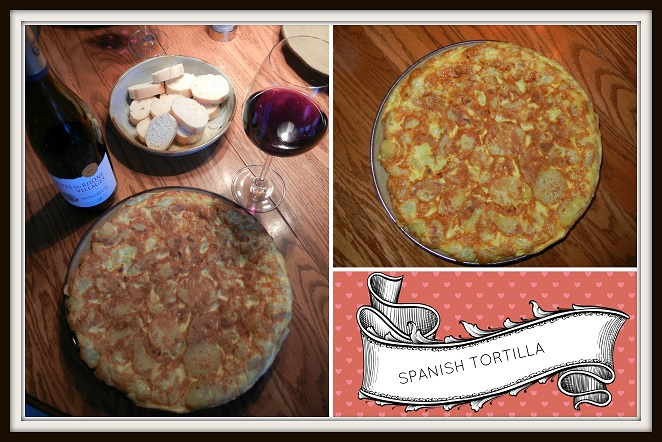 Spanish Tortilla – Family Favourite #Recipe
