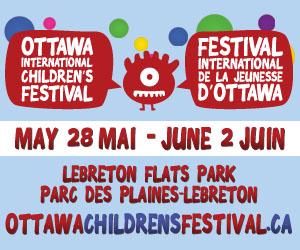 Ottawa International Children's Festival #Giveaway