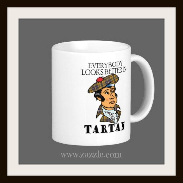Peter McPhee Scottish mug