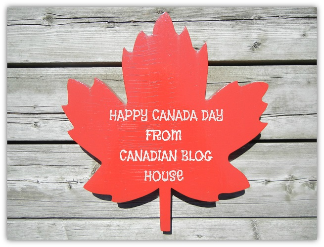 CANADIANBLOGHOUSEHAPPYCANADADAY
