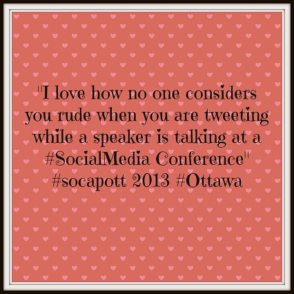 Social Capital Conference 2013 #Ottawa #Canada – Part Two