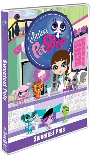 Littlest Pet Shop Sweetest Pets – Now On DVD #Review
