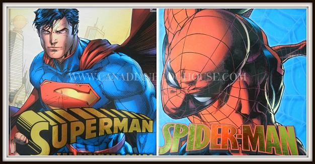 SupermanSpiderman