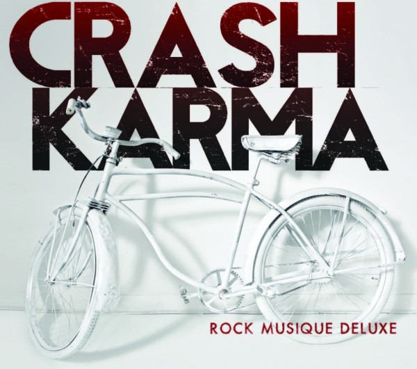 Crash Karma – Rock Musique Deluxe – CD Release Party #Review