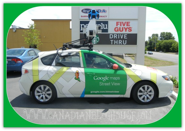 GoogleMapsStreetViewCanadianBlogHouse
