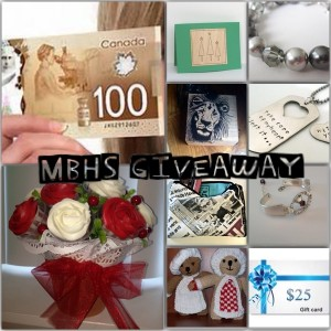 "Fall ""Made By Hand Show"" #Giveaway ~ Over $400 In Prizes! #Mississauga #Ontario"