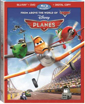Disney's Planes ~ Flying Onto Blu-Ray And DVD November 19, 2013 ~ #Review