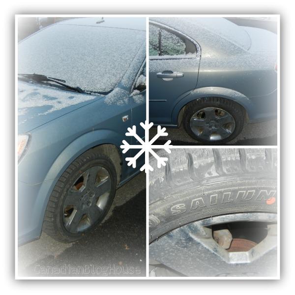 Sailun Ice Blazer Winter Tires ~ I Love You Already ~ #TrustSailun