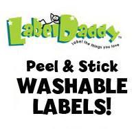 LabelDaddyWashableLabels