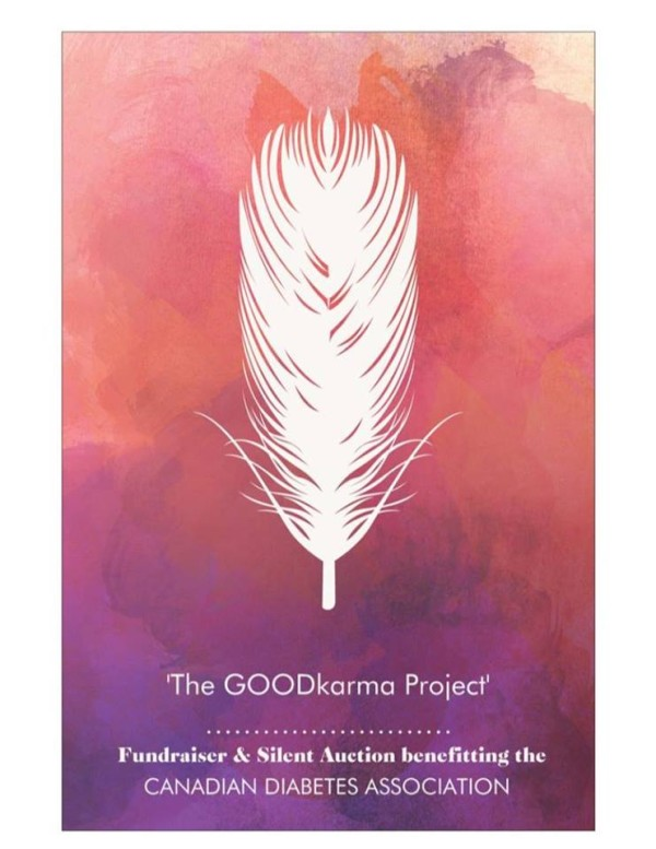The GOODkarma Project ~ A Night Of Fun And Fundraising For The Canadian Diabetes Association