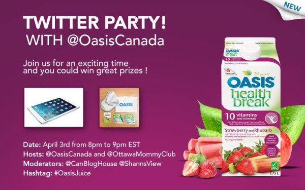 OasisCanadaTwitterParty