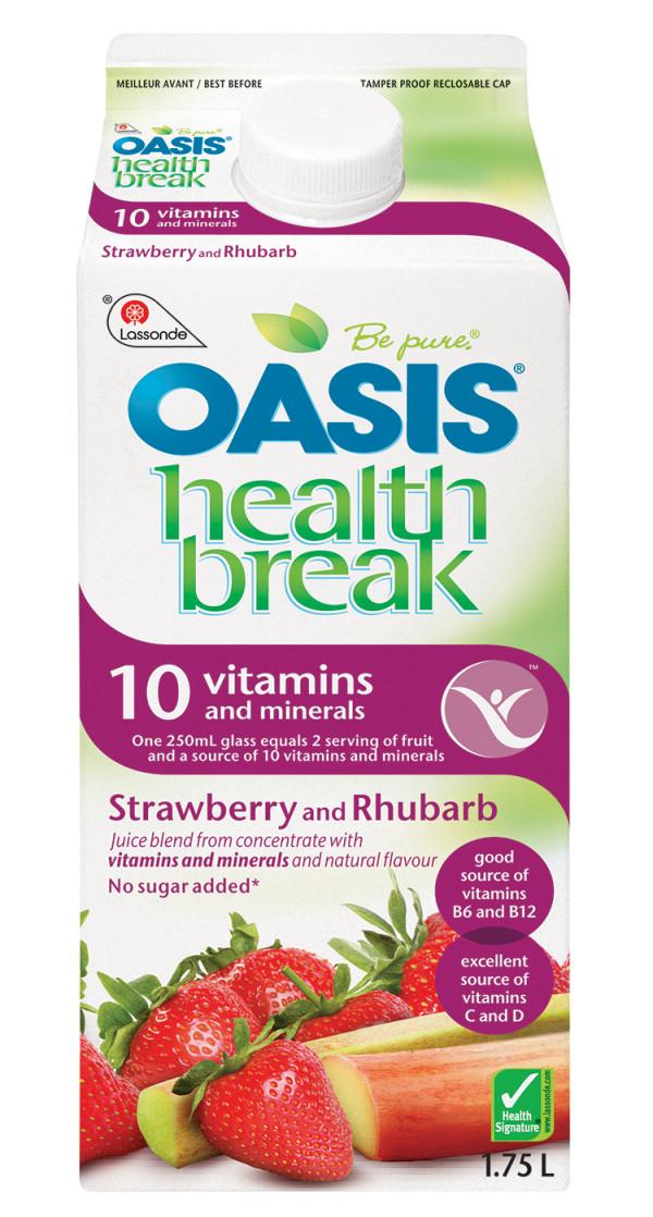OasisHealthBreakStrawberryAndRhubarb