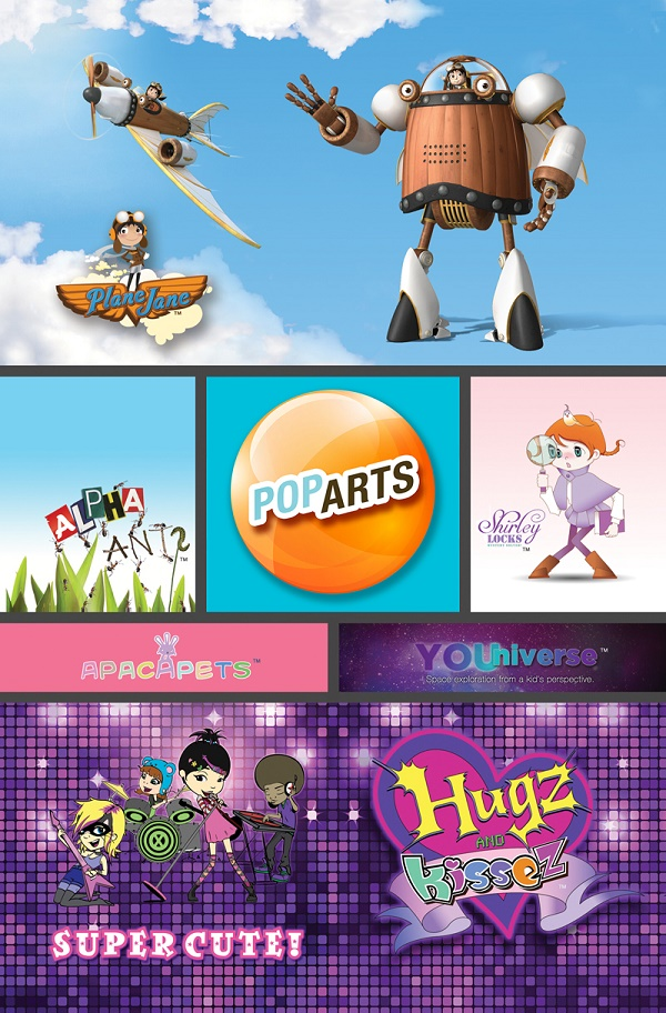Travel The YOUniverse With Pop Arts & TVOKids