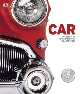Car The Definitive Visual History DK Canada