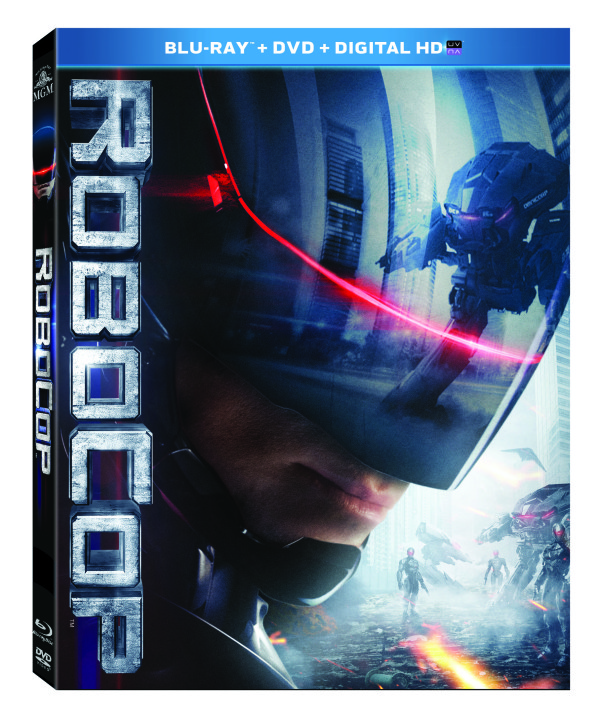 RoboCop ~ Available On Blu-Ray & DVD ~ #Review #Giveaway