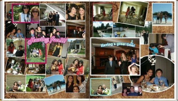 Family photo album 2012
