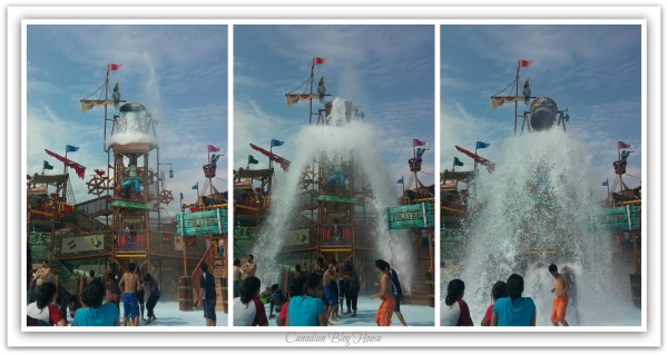 CalypsoWaterParkPirateWaterBucket