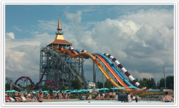 CalypsoWaterParkTallestWaterSlides