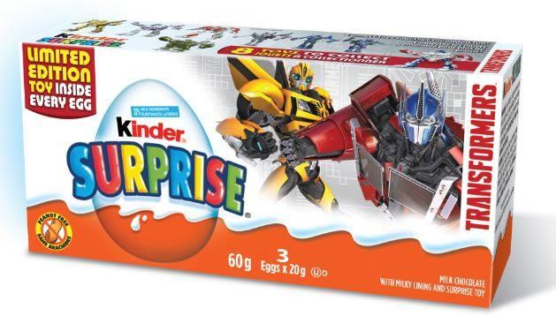 KinderSurpriseTransformers
