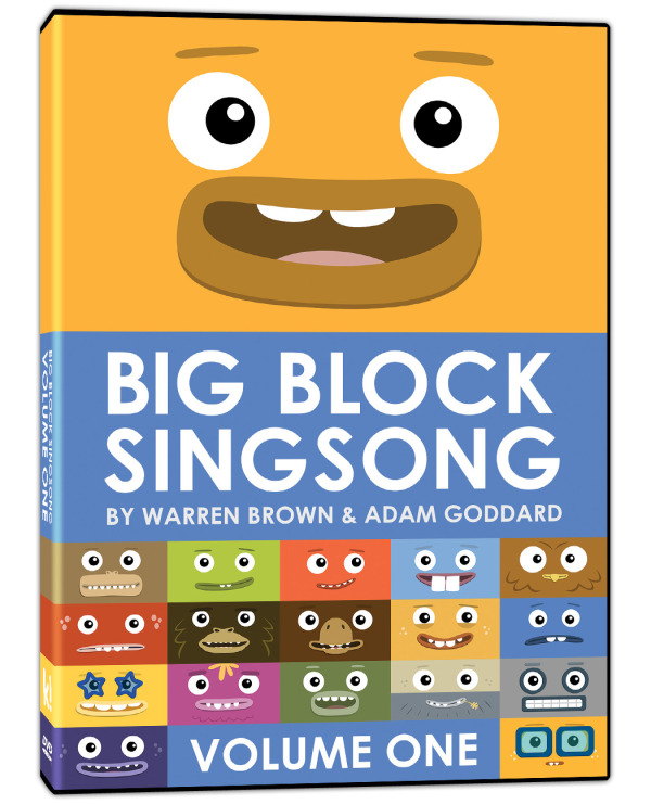 Kaboom! It's The Big Block SingSong #Giveaway!