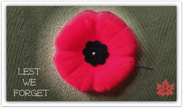Lest We Forget. How Will You Remember?