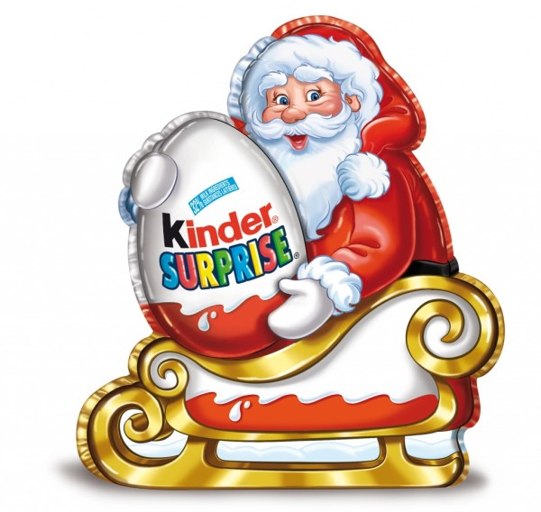 Ring In 2015 With KINDER Canada!
