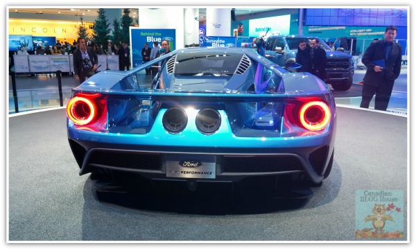 Ford GT Supercar – You Sexy Thing! North American International Auto Show #FordNAIAS