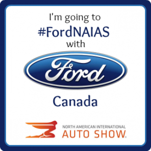 I'm Going Behind The Blue Oval With Ford Canada!