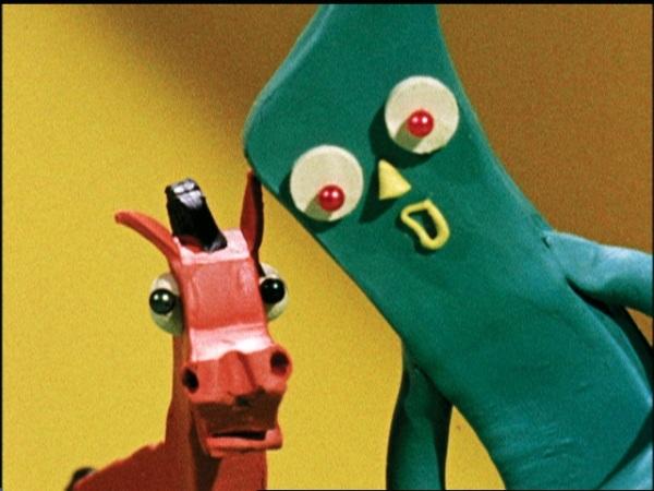Gumby Teletoon Retro
