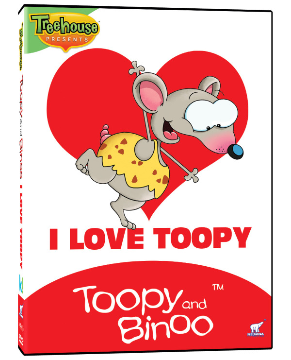 I Love Toopy And Binoo Valentine's #Giveaway