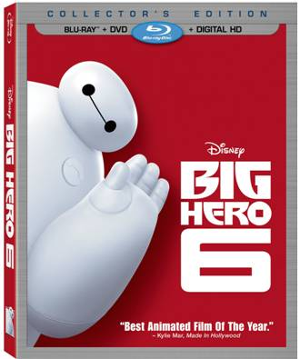 Big Hero 6 – How Disney Made Me Tear Up Over A Plus-Sized Inflatable Robot!