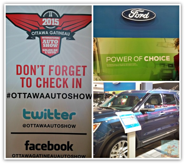 Ottawa Gatineau International Auto Show