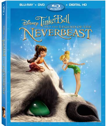 Answer The Tullyphone Reviews Disney's TinkerBell And The Legend Of The Neverbeast