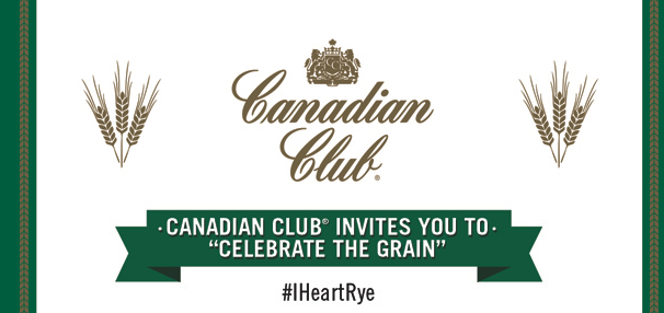Canadian Club #IHeartRye Celebrating The Grain