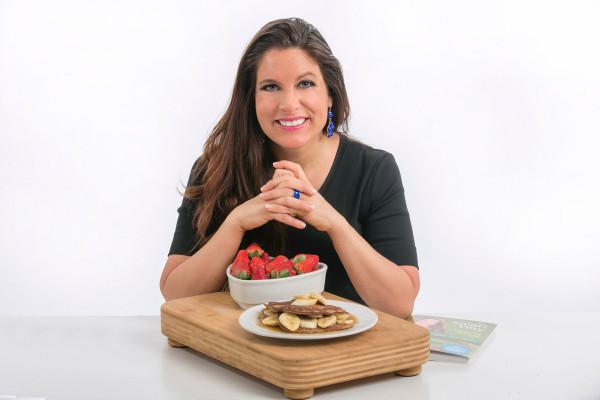 Kathy Smart and Pancake Recipe