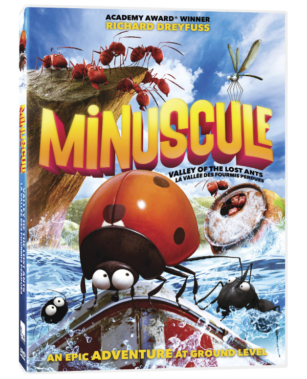 Minuscule: Valley Of The Lost Ants Is a Big Buzz Worthy Hit For The Little Ones!