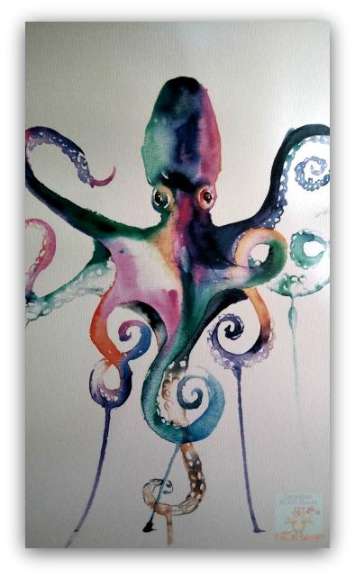 ArtolloWatercolourOctopus
