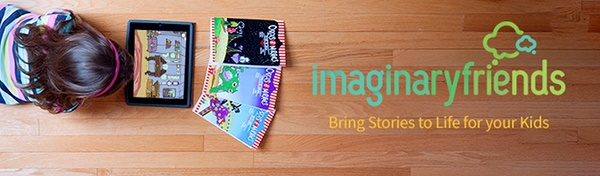 Imaginary_Friends_—_Kickstarter_banner