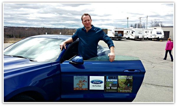 How Ford Canada And Robin Esrock Helped Me Check Items Off My Bucket List…And Add More!