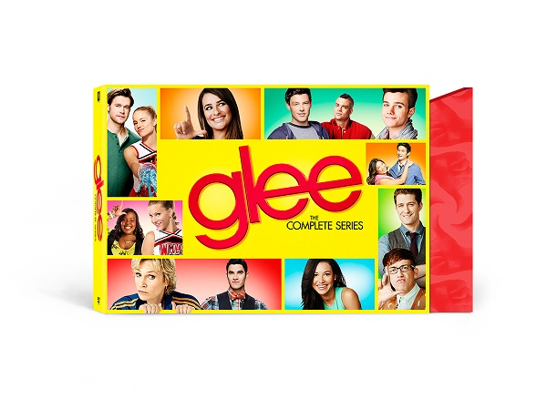 Glee Complete Series on DVD