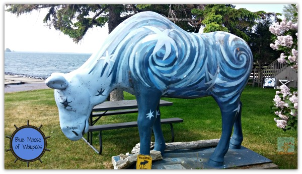 Blue Moose Of Waupoos Prince Edward County