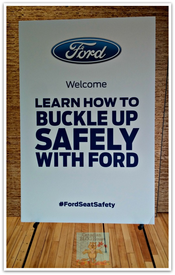 Ford Canada Car Seat Safety