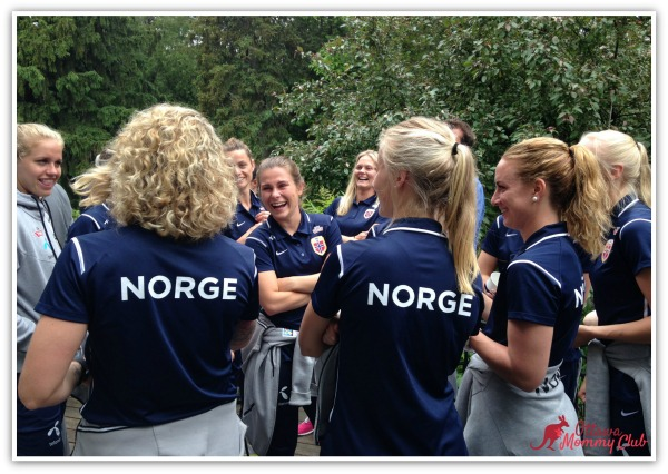 TeamNorwayWomensTeam