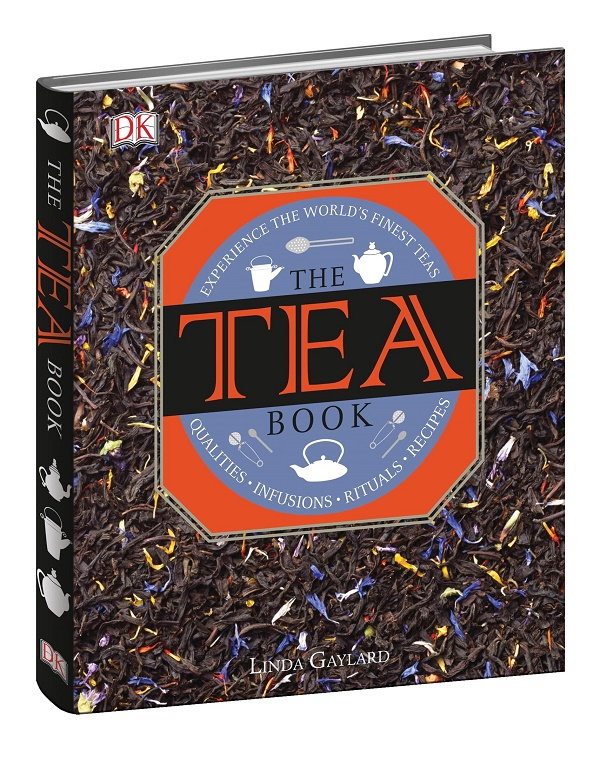 the TEA BOOK hc 3D