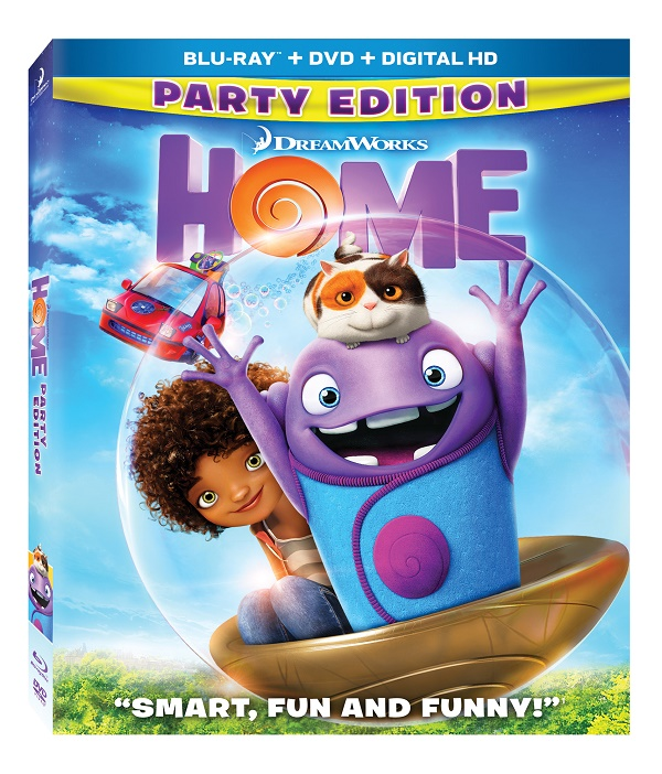 Come HOME With Dreamworks This July!