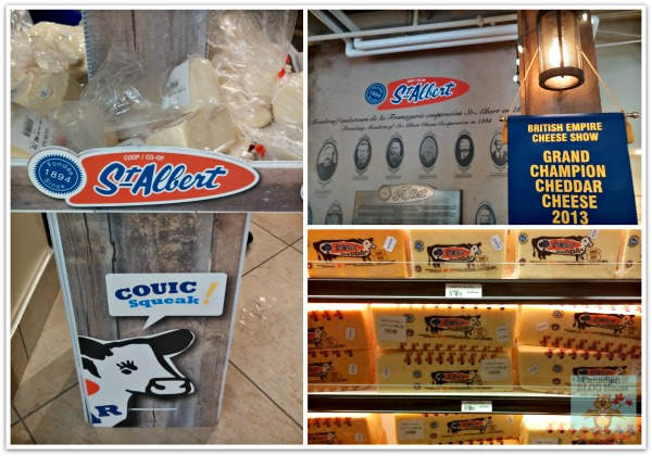 St Albert Cheese Factory Cheese Curds