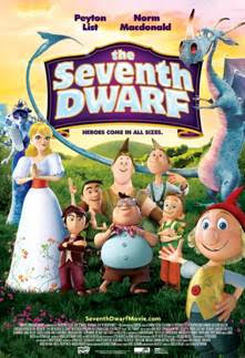 Heigh-Ho Heigh-Ho! The Seventh Dwarf Is Out On Blu-Ray & DVD! #Giveaway